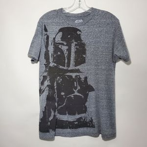 Star Wars Storm Trooper Gray Tee Medium